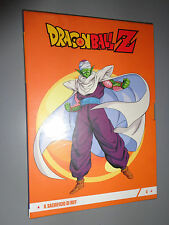 DVD N° 4 DRAGONBALL Z DRAGON BALL THE SACRIFICE RIFF COURIER JOURNAL