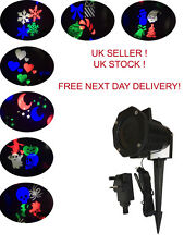 28 Pattern Moving LED Light for Landscape House Outdoor Christmas Garden