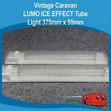 Caravan Vintage LUMO ICE EFFECT Tube Light 375mm x 55mm Golf Jayco  Camec  04597