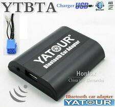 Yatour YT-BTA Bluetooth Adapter A2DP for Renault Siemens VDO Dayton 8-pin Aux