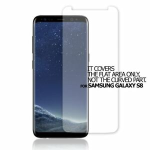 10X TOP QUALITY CLEAR SCREEN PROTECTOR COVER GUARD FILM FOR SAMSUNG GALAXY S8