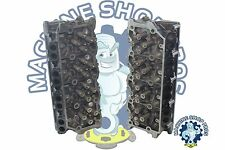 Ford 6.0 F-350 Truck OHV Turbo Diesel Cylinder Heads PAIR #080 02-06 18MM
