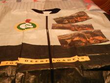 John Deere G-Force Loaders Tyvek Windbreaker. New. Usa