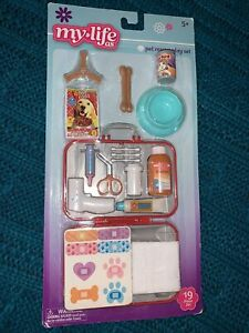 My Life As Pet Rescue Play Set NEW