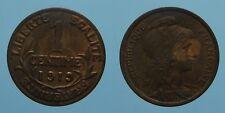 FRANCIA 1 CENTIME 1919
