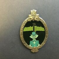 WDW Haunted Mansion Oval Frame Ezra Ghost Disney Pin 132