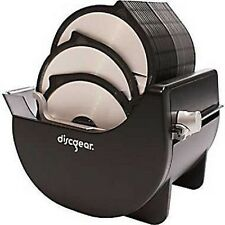 50 CD DVD Disc Storage Holder Box QVC DiscGear 4310-01 Browser 431001
