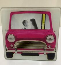 Photo Frame Pink Mini Car Design New And Boxed Ideal Gift Free Delivery