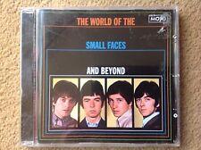 MOJO World Of The Small Faces & Beyond CD Fleur De Lys Steve Marriott Free Post