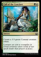 4x Appel Du Conclave - Call Of The Conclave MTG Magic MM3 English