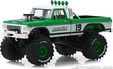Greenlight Racing Team 1974 Ford F250 4x4 Monster Truck 1/43