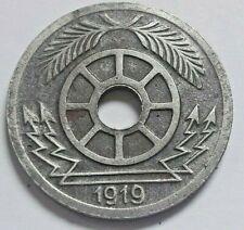 ===>> 1919 Crefeld Germany Iron 20 Pfennig Notgeld German Allemagne <<===