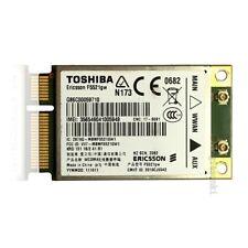 Unlocked Ericsson F5521GW Wireless 3G WWAN card GPS Mini PCI-E WCDMA HSPA+21Mbps