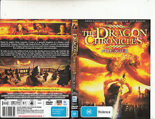 The Dragon Chronicles:Fire and Ice-2008-Amy Acker-Movie-DVD