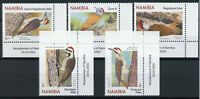 Namibia Birds on Stamps 2020 MNH Woodpeckers Cardinal Woodpecker 5v Set