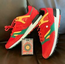 """f7e805fd SAUCONY GRID SD """"CASINO"""" Sneakers. JUST PACKER BY BLAZE, NEW, SIZE"""