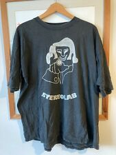 More details for stereolab vintage peng - mars audiac quintet era 1994/1995 tour t shirt large