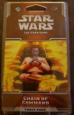 Star Wars The Card Game - Chain Of Command Force Pack - BRAND NEW