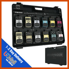 Behringer PB1000 Effects Pedal Board | Floor Board