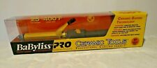 "BaBylissPRO Ceramic Tools Spring Curling Iron Size 1"" barrel  New in Box"