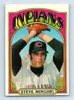 1972 Topps Steve Mingori . #261