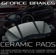 Front 4 Ceramic Brake Pads for 2011-2015 BMW X3