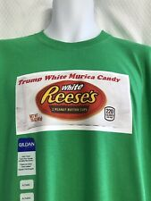 Donald Trump Favorite Candy T-Shirt Size X-Large Great For Party's