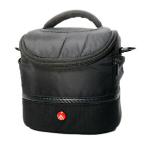 Manfrotto Advanced Camera Shoulder Bag + Strap and Interior Padding - Very Clean