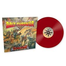 Bolt Thrower - Realm of Chaos - New FDR Red Vinyl LP - Pre Order 15/6