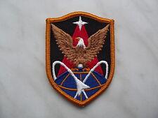 (A8-AD44) USA Abzeichen  1st Space Brigade