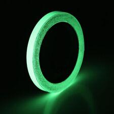 Glow in the dark luminous fluorescent night self-adhesive safety stickerYJRI