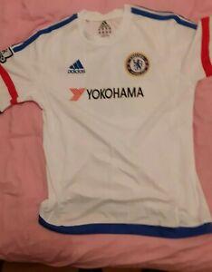 Chelsea  Boys/Girls Small Adidas Footbal Shirt Diego Costa