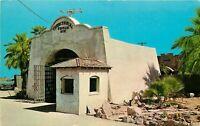 Chrome Postcard Arizona H740 Yuma Territorial Prison State Park Curtiechcolor
