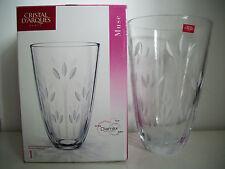 Cristal d'arques 1 Vase en cristal d'arques Modèle Muse Neuf