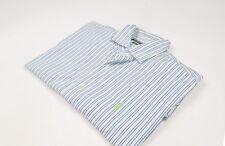 Ralph Lauren Personalizzato Fit Uomo Cotone Camicia in Taglia XL, Originale
