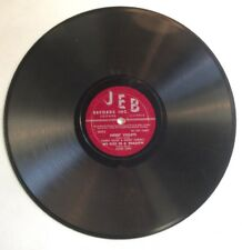 """I'm In Love Again 78 RPM 10"""" Record Bunny Roberts Danny Baker Robin Reed"""