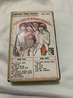 Hermans Hermits Snap Case Cassette Ampex Both Sides Of