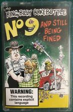 King Billy Cokebottle - No. 9 And Still being Fined - Cassette Tape (C211)