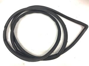 94-01 Integra 3Dr Left Driver Weatherstrip Gasket Rubber Around Door Seal OEM
