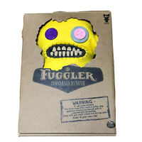 Fuggler Funny Ugly Monster 9 Inch Yellow Grumpy Grumps Brand New Sealed In Box