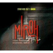 Stray Kids-[Cle 1:Miroh] Normal Album CD+QR Card+Gift+Tracking K-POP