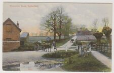 More details for warwickshire postcard - wolverton road, snitterfield (a146)