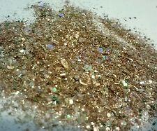 Nail Art Glitter Mix! ~Priceless Gold Coins!~  For Acrylic, Gel natural nails
