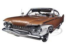 1960 PLYMOUTH FURY HARD TOP CARAMEL METALLIC 1/18 BY SUNSTAR 5422