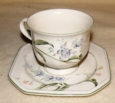 mikasa f3102 amsterdam cup and saucer excellent condition