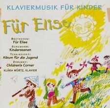 Piano musique pour enfants: pour Elise Klara würtz