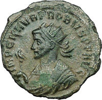 PROBUS 280AD Authentic Ancient Roman Coin Pax Irene Peace Goddess i34572
