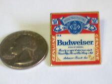 Budweiser Pin