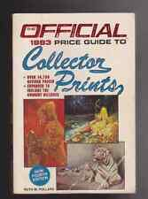 Officiall Price Guide to Collector Prints 4th Ed 1983 (R1217)