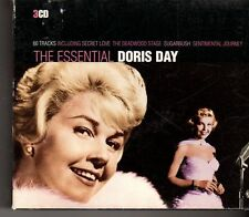 (GC19) The Essential Doris Day, 3CD  - 2005 CD